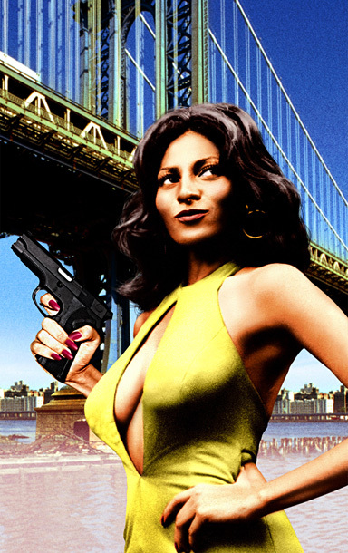 Pam Grier, Foxy Brown | In what may be the most iconic blaxploitation film, Pam Grier plays a woman on a mission of vengeance. This being the '70s, that mission…