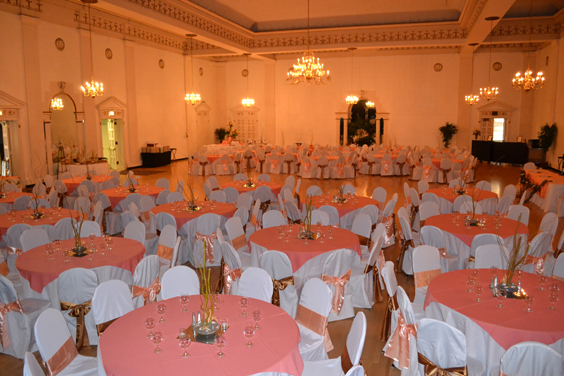 The Grand Ballroom at Melody Ballroom
