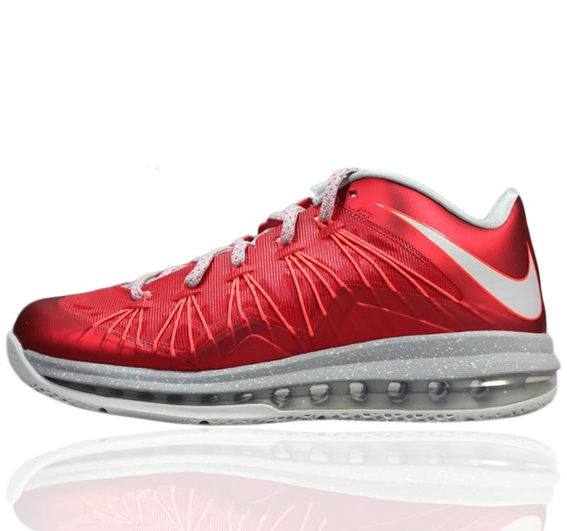 Nike LeBron X Low easter red Basketball Shoes