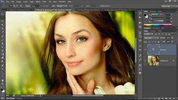 Lynda - Photoshop CC One-on-One Advanced - آموزش قدم به قدم فتوشاپ سی سی - سطح پیشرفته