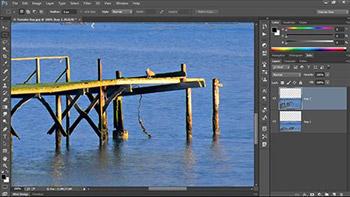 Lynda - Photoshop CC One-on-One Intermediate - آموزش قدم به قدم فتوشاپ سی سی - سطح متوسطه