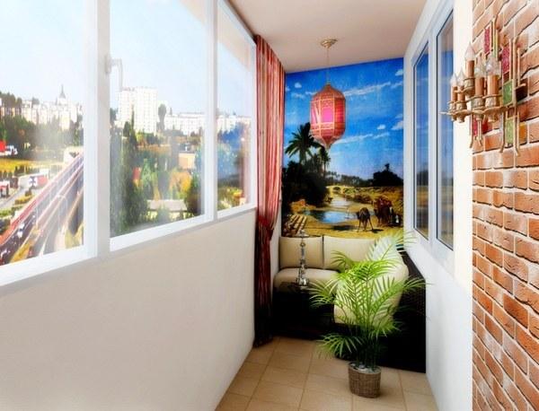 Балкон в стиле лофт: лоджии, в интерьере, фото, дизайн