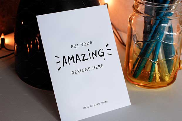 7-mockups-for-postcards-drawing