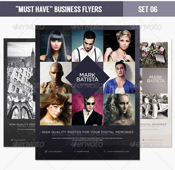 must-have-business-flyers-set-06-photography-psd-template