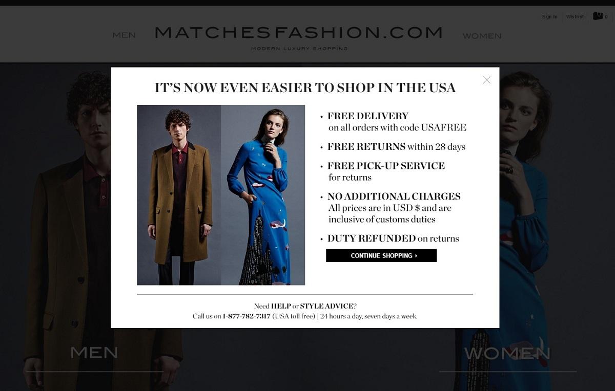 时尚品牌海外营销