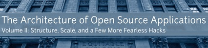 The Architecture of Open Source Applications (Volume 2)