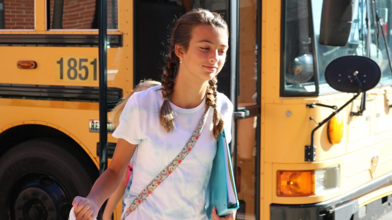 Cobb County Schools Emphasize Safety During National Stop On Red Week