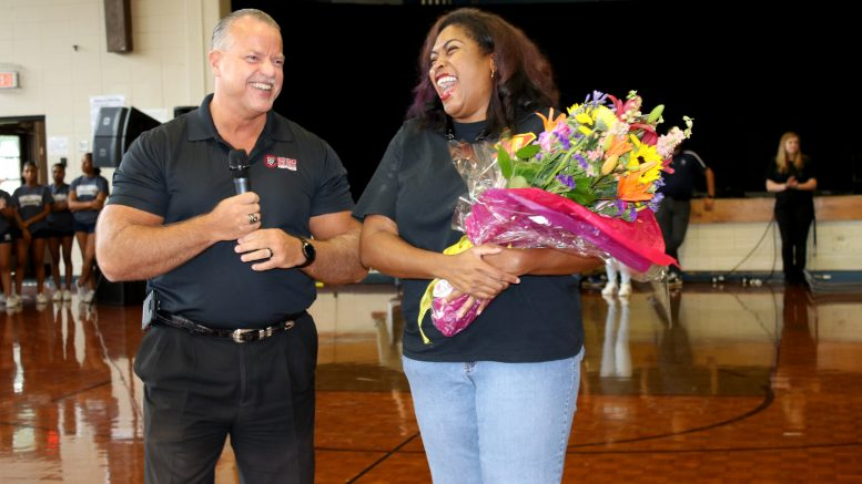 Superintendent Ragsdale Names Nicole Kempson CCSD 2017 Teacher of the Year
