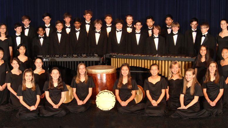 Dickerson Middle School Invited To Perform at Prestigious Music Festival