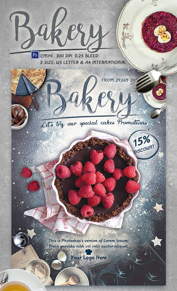 bakery-promotion-flyer-template
