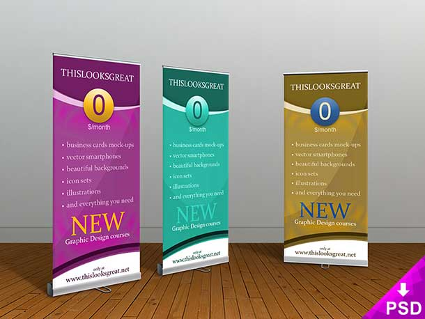 free-psd-rollup-banners-mockup