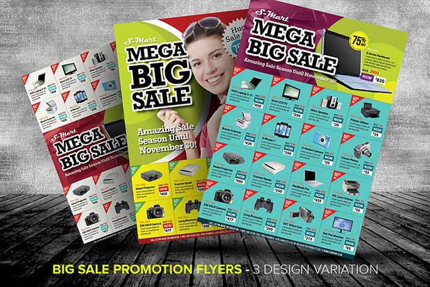big-sale-promotion-flyer-templates