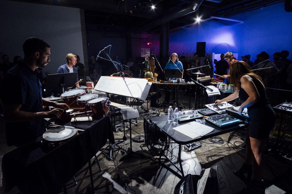 John Cage Rave w/Detroit Bureau of Sound + Rebecca Goldberg - 6.16.17