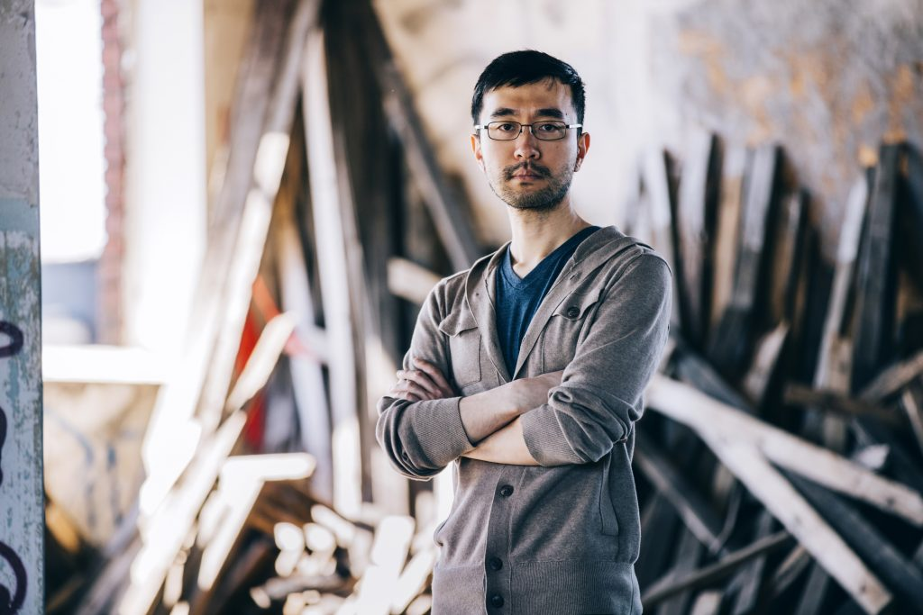 Q&A with Resident Artist Steve Kim