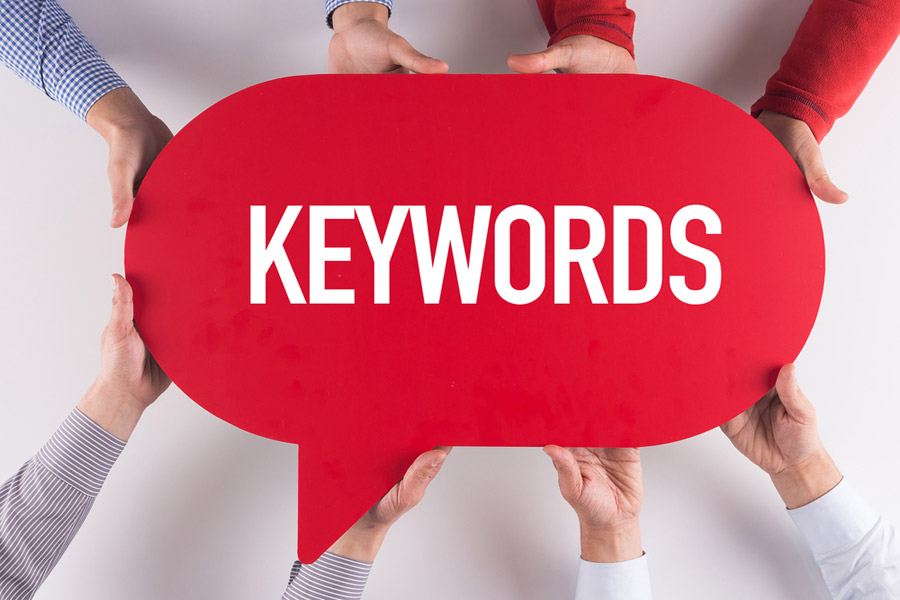 use long tail keywords