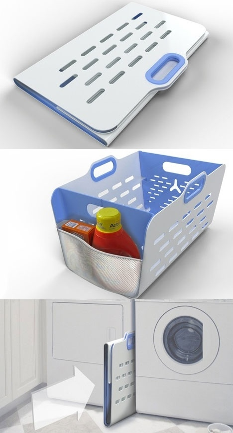 1. The Collapsible Laundry Basket