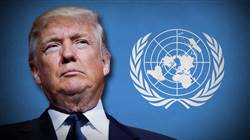 President Trump set to deliver his first speech to the UN