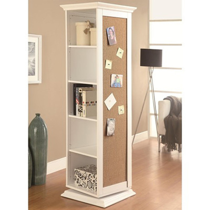 36.An All-in-One Cabinet that Swivels