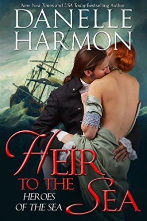 Interview: Danelle Harmon, author of 'Heir to the Sea'