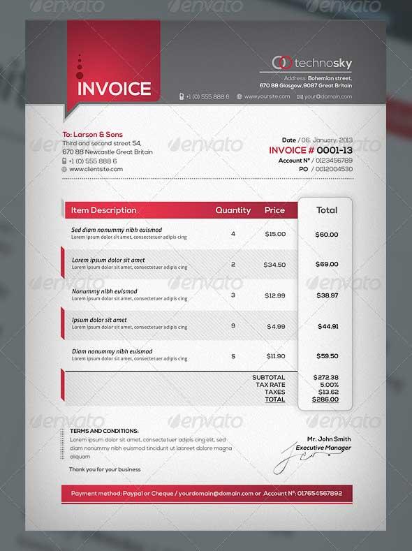 fantastic-invoice-templates