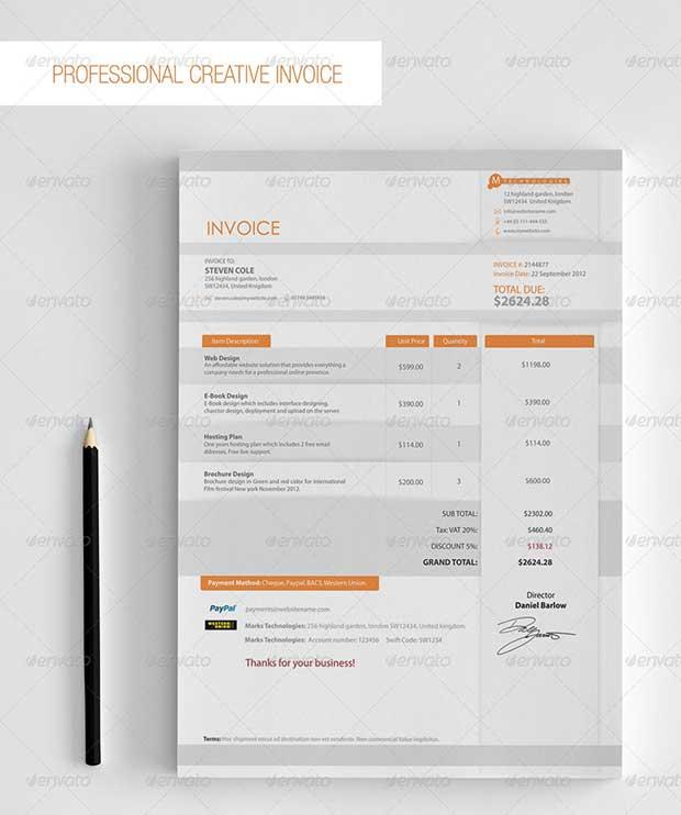 professional-invoice-templates