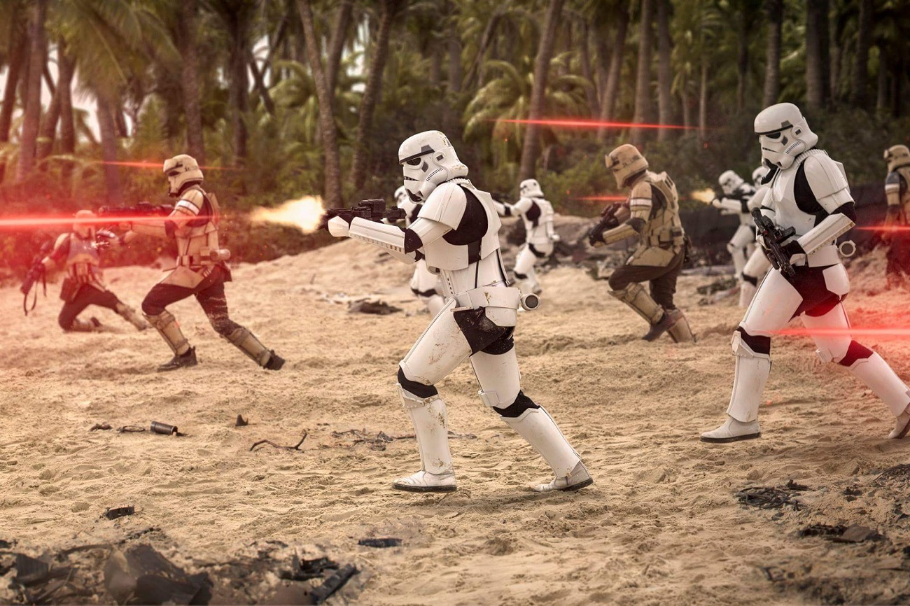 A still from Rogue One: A Star Wars Story (2016). Source: kinopoisk.ru