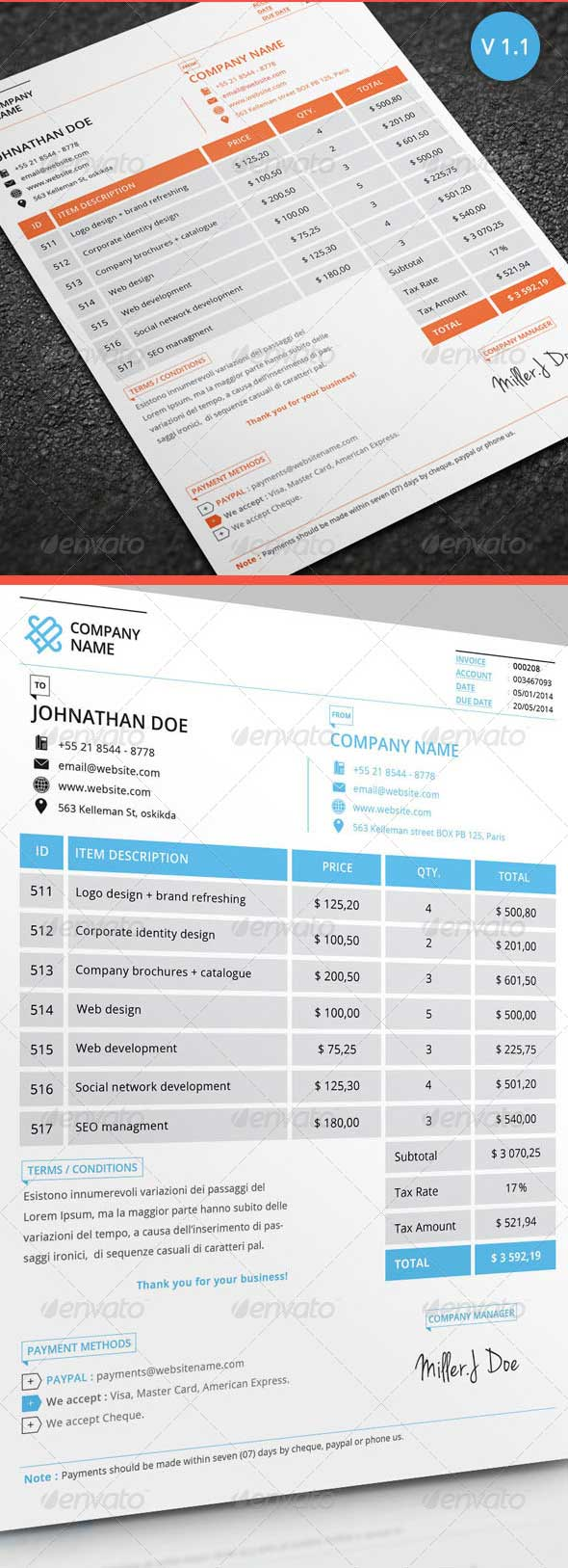 professional-business-invoice