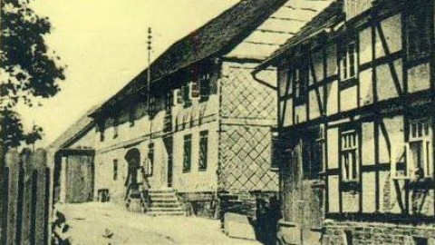 Village Life during the Second World War