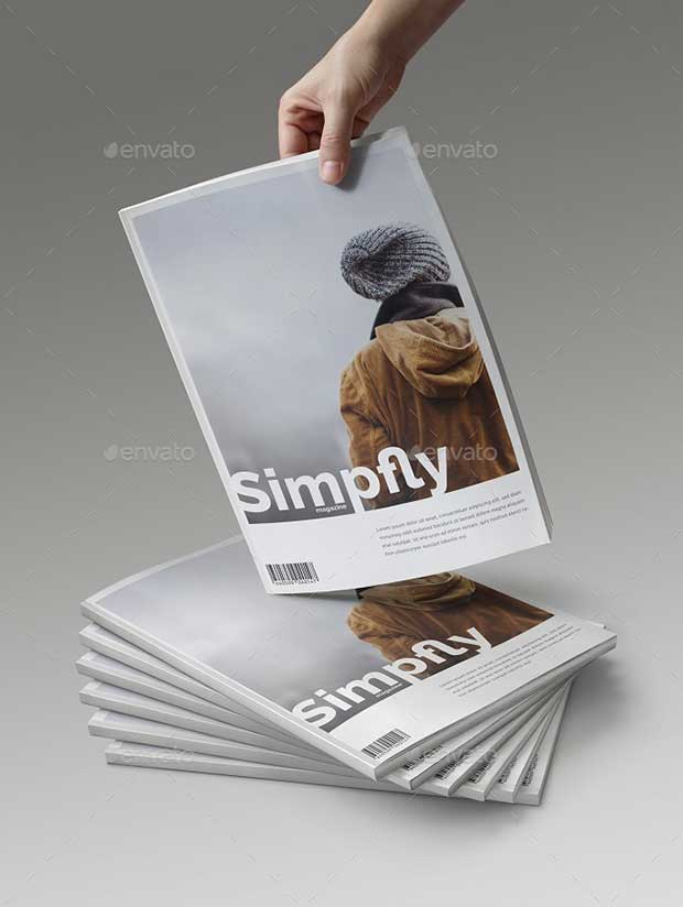 01-clean-simple-magazine
