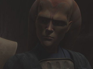 """""""How long before I am fighting you, Master Jedi?"""""""