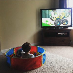 Is it really THAT bad for babies and toddlers to watch television?