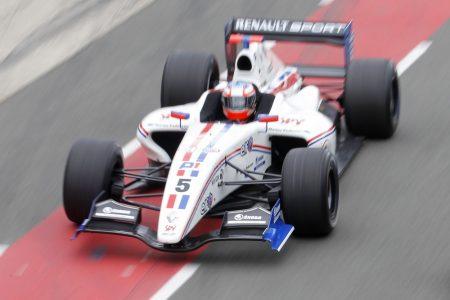riccitech1 450x300 - Ricciardo Biography