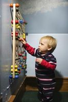 Captivating educational toys in beautiful spaces are the decor ideal