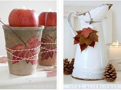 with these all natural simple fall upgrades without breaking the bank