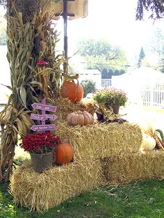 Perfect ambiance for seasonal wooden displaysCheck out our #