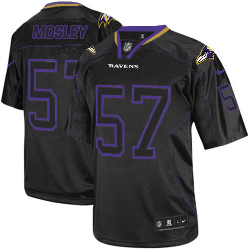 Women's Mark Ingram II Ash One Color Football : Baltimore Ravens #21 Pullover Hoodie