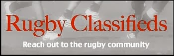 Sponsor: Rugby Classifieds