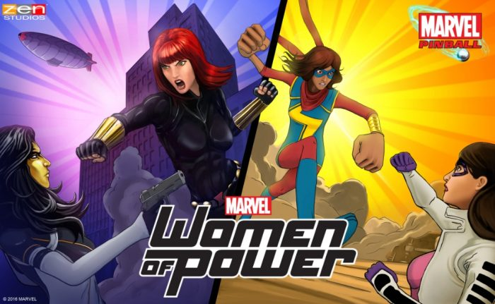 [PS4] Marvel's Women of Power Pinball Pack Review