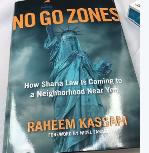 Image result for picture of no go zones book