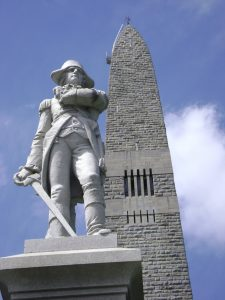Seth_Warner_statue_at_Bennington_Vermont