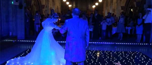 LED Dancefloor Magic