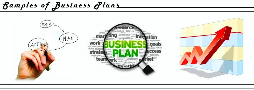 Samples of Business Plans
