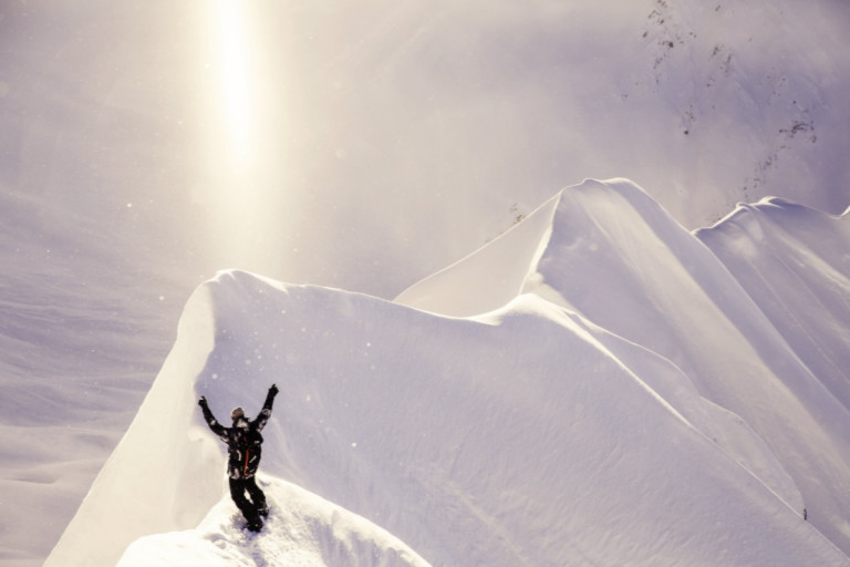 Snowboarder Travis Rice Is Entering a New Phase: Scott Serfas/Red Bull Content Pool