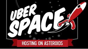Uberspace - Hosting on Asteroids