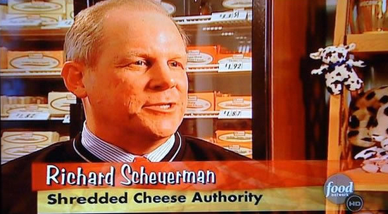 shredded cheese authrotiy weird-job-titles
