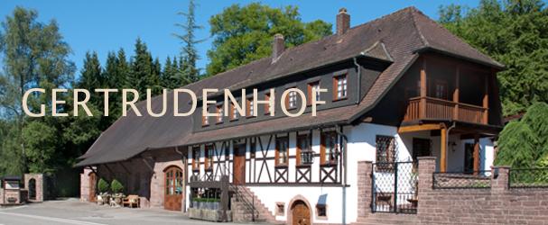 Gertrudenhof Marxzell, Albtal, Pforzheim, Ettlingen