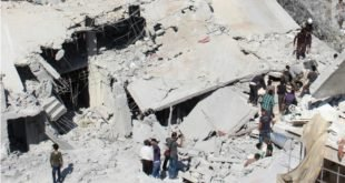 Airstrikes kill 28 civilians in Syria safe zone