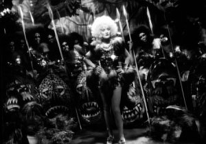 Blonde Venus (1932): Dietrich could wear whatever she damn well wanted