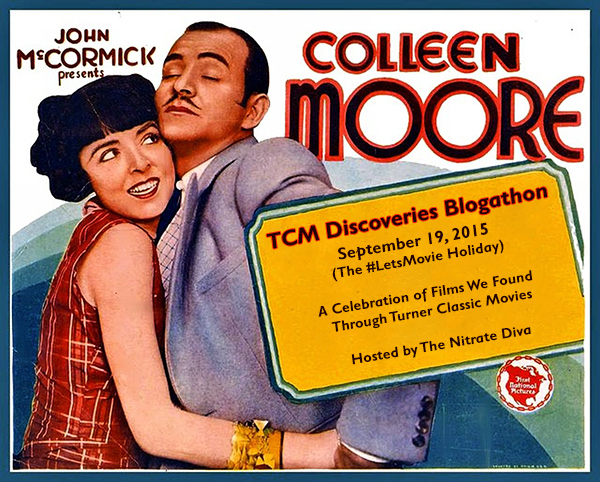 TCM discoveries blogathon banner