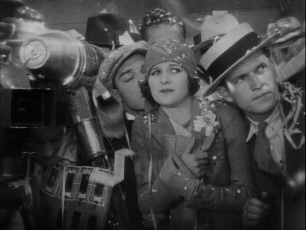 The Cameraman (1928), the last great Keaton film and the last time Buster had creative control